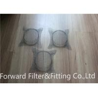 China Stainless Steel / Copper / Aluminum Wire Mesh Filter Screen Cap Plain Weave on sale