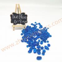 Quality color glass beads for swimming pools for sale