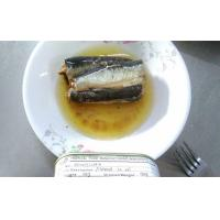 50X125g for Canned sardines in oil
