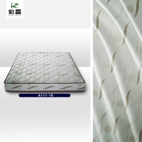 Quality Breathable 70g-90g Knitted Jacquard Fabric For Mattress wrinkle resistant for sale