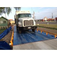 Quality Pit Type Weighbridge Load Cell Analog 2 Ton Weighing Machine Road Weighbridge for sale