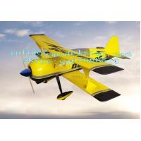 Quality Ultra Light Infrared RC Model Airplane With 8 Channels Pitts 50cc for sale