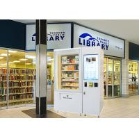 Quality Robotic Vending Machine with Lift System for Fresh Food and Salad for sale