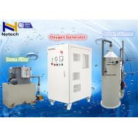 Quality 1060W 20LPM Oxygen Generator For RAS System With Door Lock , Amp - Meter Control for sale
