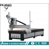Quality Pneumatic Double Heads Custom CNC Router Machine For Wood Furniture Making for sale