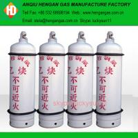 Quality 99.6~99.99% purity acetylene gas for sale