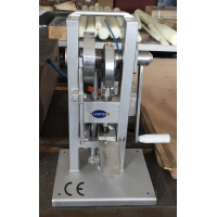 Quality Hand Type Manual Lab Single Punch Tablet Press Machine 12mm 2000pcs/H for sale