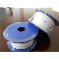 Quality White Expand PTFE Elastic Tape/ Belt/ Ribbon for Industrial Seal for sale