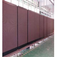 Quality Smd3528 Great Waterproof Outdoor Full Color Led Display Video Screen Rental For Pole Sign for sale