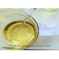 Quality Testosterone Suspension Steroid Injection Muscle Growth CAS 58-22-0 High Pure for sale