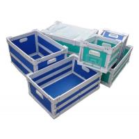 Quality Moistureproof Corrosion Resistance Plastic Moving Boxes Correx Box For Food / Drink for sale