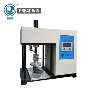 China LED Durability Testing Machine , Footwear Compressive Strength Testing Machine on sale