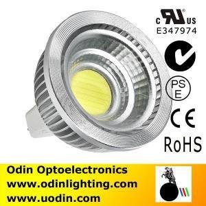 Quality PAR16 COB mr16 LED 12V COB MR16 Bulbs 5w dimmable lights for sale