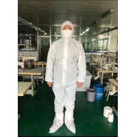Quality Surgical Medical Protective Clothing Disposable Isolation Cloth Non Woven Material for sale