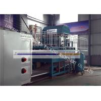 China Stainless Steel Material Paper Egg Crate Making Machine For Small Business on sale