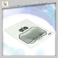 Buy cheap zipper plastic packaging bag with easy ears for salts manufactory supplier from wholesalers