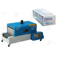 Buy Automatic Food Packing Machine Heat Shrink Wrap Tunnel Machine For Bottles at wholesale prices