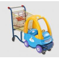 Quality Inoxidable Plastic Shopping Trolley Kids Shopping Carts Galvanised for sale