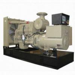 Quality Cummins Engine Open Diesel Generator 50hz And Stamford Alternator for sale