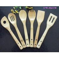 Quality Cheap bamboo fork knife sppon for sale
