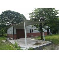 Quality Pre Engineered  Steel Structure Homes Light Steel Villa Environmental Friendly for sale