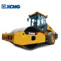 Quality Road Roller Compactor Road Maintenance Machinery With Single Drum 20t for sale