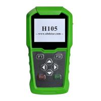 Buy cheap OBDSTAR H105 Hyundai/Kia Car Key Programmer Support Key Programming and Cluster from wholesalers