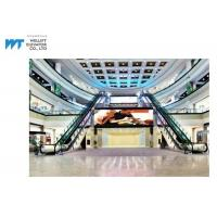China Travel Height ≤8000MM Heavy Duty Escalator With Step Loss Protection Device on sale