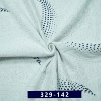 Quality Thick Texture All Seasons Knitted Mattress Fabric 220gsm for sale
