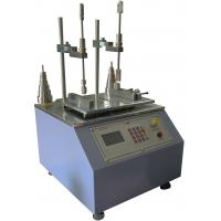 China Coating Abrasion Testing Machine Abrasion Resistance Test Precision Component on sale