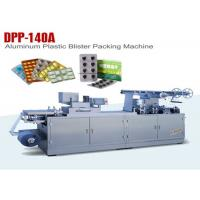 China PLC Touch Screen Automatic Blister Packing Machine Blister Packaging Equipment on sale