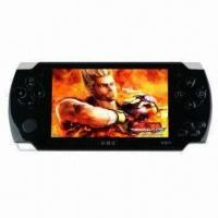 Quality Digital Portable Handheld PSP Game Player with 4 to 8GB Built-in Memory and 0.3MP HD Camera for sale