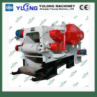 Buy cheap rubber tree wood chipper machine from wholesalers