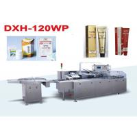 Quality Cosmetic Packaging Machine Automatic Carton Box Packing Machine For Hair Creams/ Ointment for sale