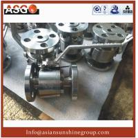 China DN20 (34) Class 600lb Special Material Ball Valve Duplex Stainless Steel Ball Valve on sale