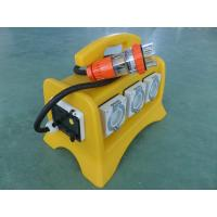 Quality Outlet socket box for industrial power distribution for sale