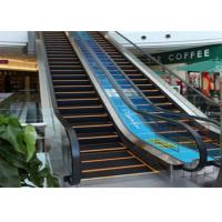 Quality 0.2m/s Speed Heavy Duty Escalator Leading edge plate with customized figures for sale