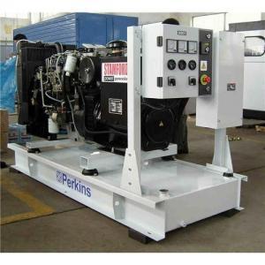 Quality 83.2 KW Diesel Lovol Generator , 1800rpm , 4 Stroke , Turbocharged for sale