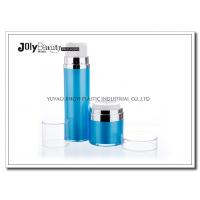Quality Custom Made Empty Makeup Containers , Plastic Cosmetic Jars And Bottles for sale