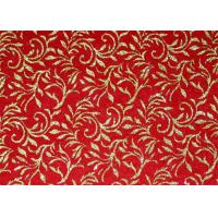 Quality Red 12mm Acoustic Absorber Panels , Acoustic Panels for Home for sale