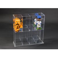 Quality acrylic display case for sale