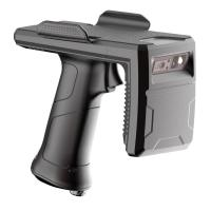 Quality Adjustable Buckle Long Range Rfid Scanner Industrial Rugged Bluetooth Communication for sale