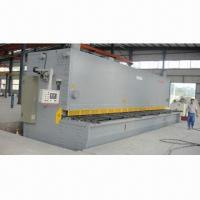 Quality 37kW Hydraulic Guillotine Shear with 10,000mm Cutting Length and 750mm Back Gauge for sale