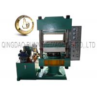 Quality O Rings / Gasket Hydraulic Moulding Machine 2.2kw Driving Motor Power Customized Voltage for sale