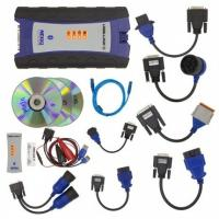 Quality NEXIQ 125032 USB Link + Software Diesel Truck Diagnose Interface and Software with All Installers for sale