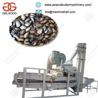 Quality Chinese Hot Sale Factory PriceAutomatic Watermelon Seed Peeling Processing Machine for sale