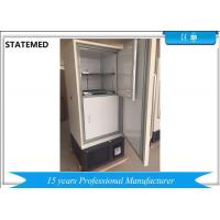 Quality Upright ULT Laboratory Deep Freezer 280L - 480L with Personalized Racks for sale