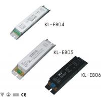 Buy cheap AC Supplied T8 Electronic ballasts for 2 tubes flourescent lamp from wholesalers
