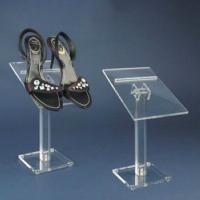 Quality Perspex / Acrylic shoe display for sale