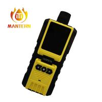 Quality 2 In 1 H2S And O2 Portable Multi Gas Detector 1200 Readings Records With Explosive Proof Housing for sale